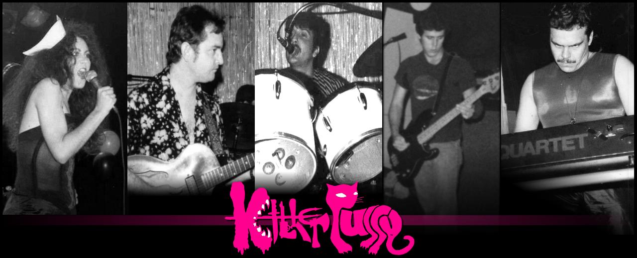 Killer Pussy Band Retro Members